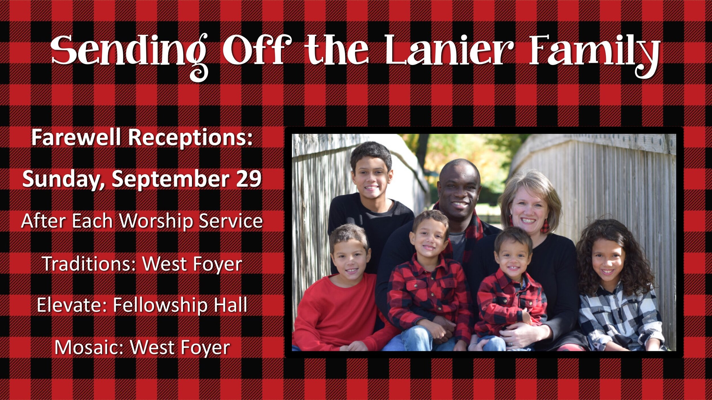Lanier Family Send Off 16x9.jpg