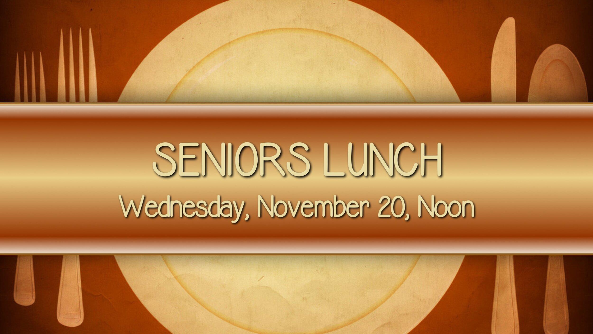 Seniors Lunch November 2019 16x9.jpg