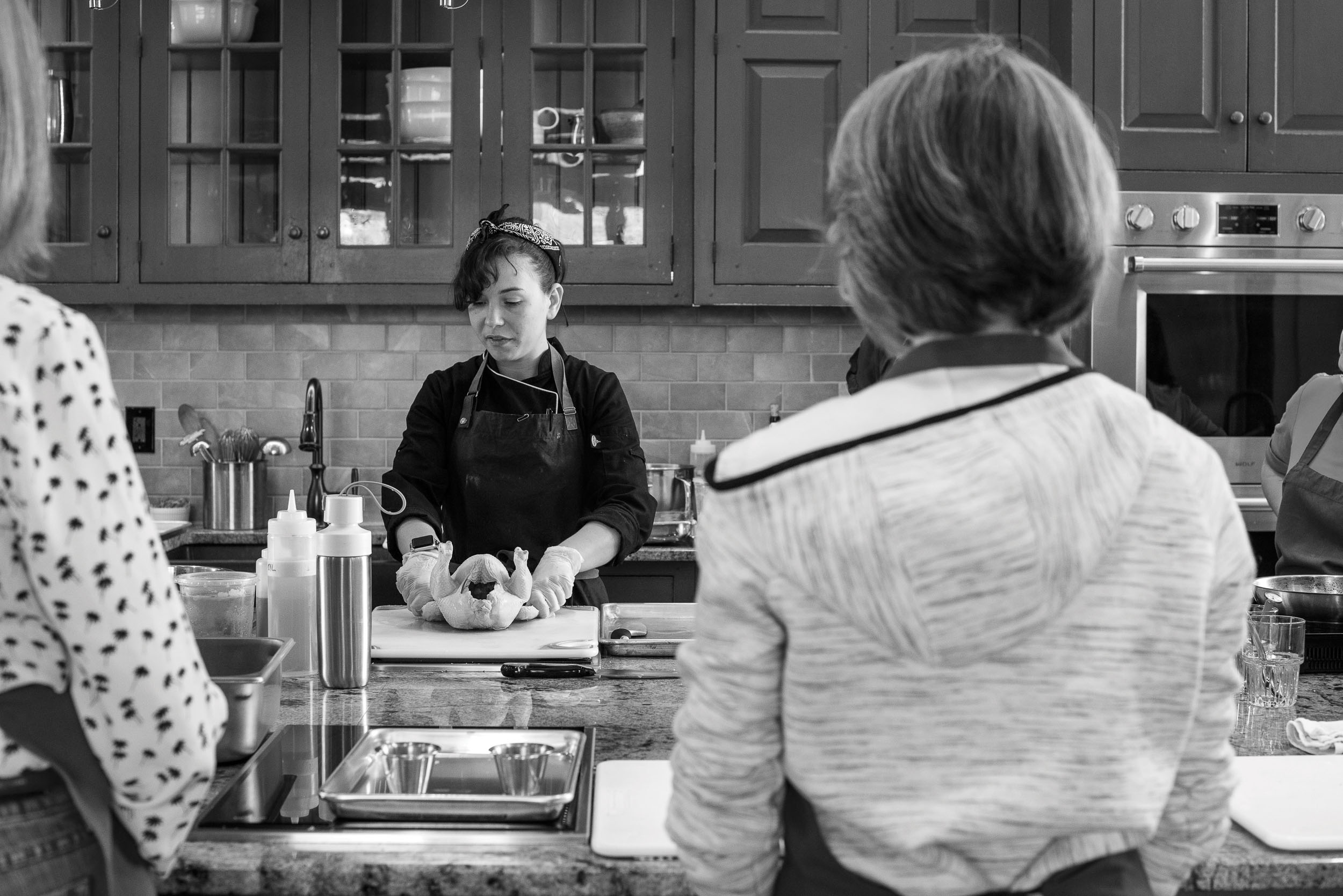 Turner Farm in Indian Hill is one of 32 organizations that form the national Teaching Kitchen Collaborative. Local teams from the farm and UC Integrative Medicine receive guidance from TKC's founder, Dr David Eisenberg.