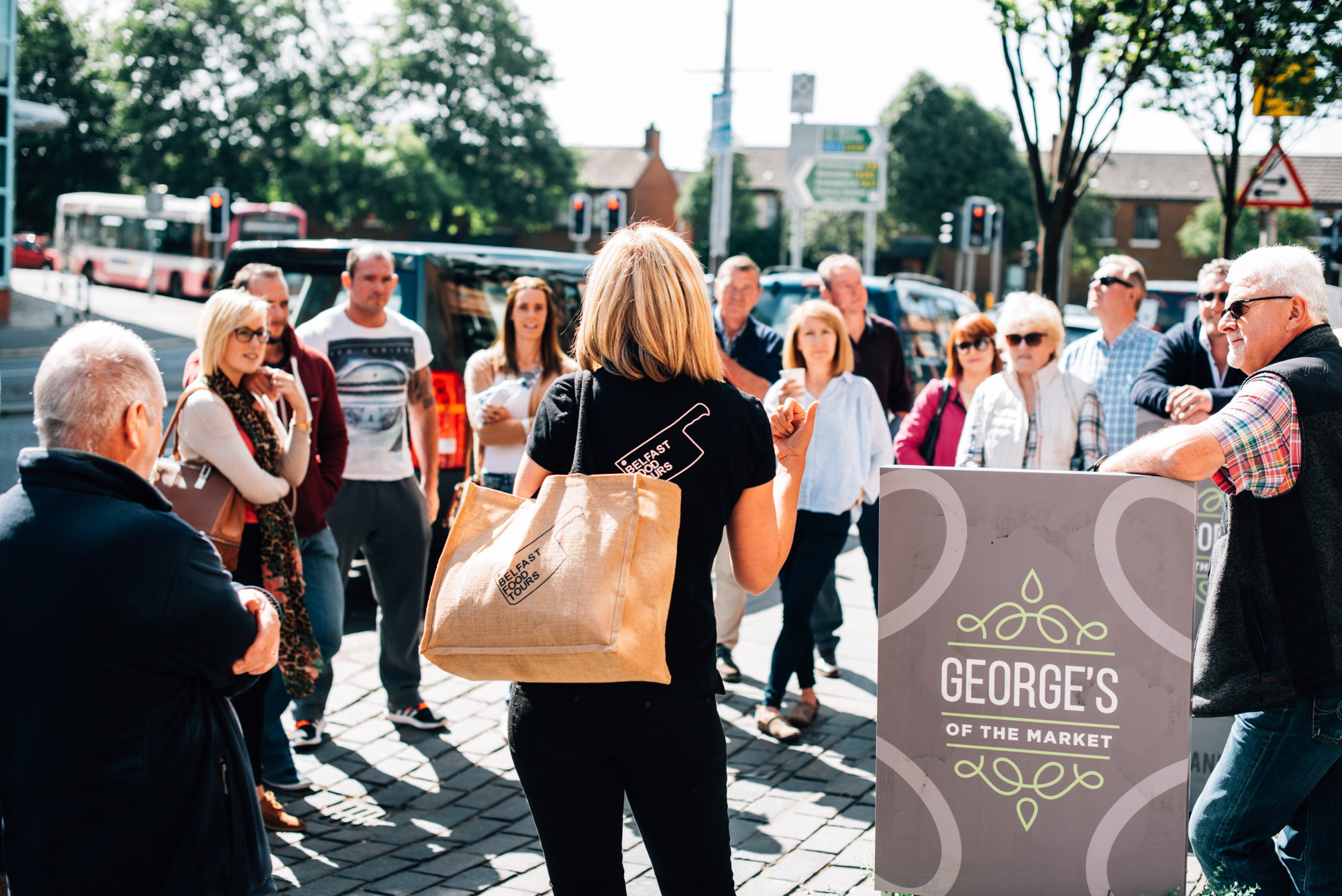 Taste and Tour - St Georges