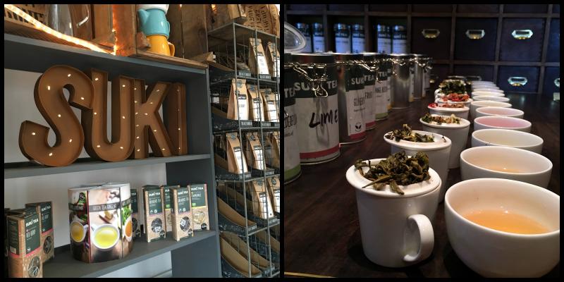 Suki Tea HQ, Belfast