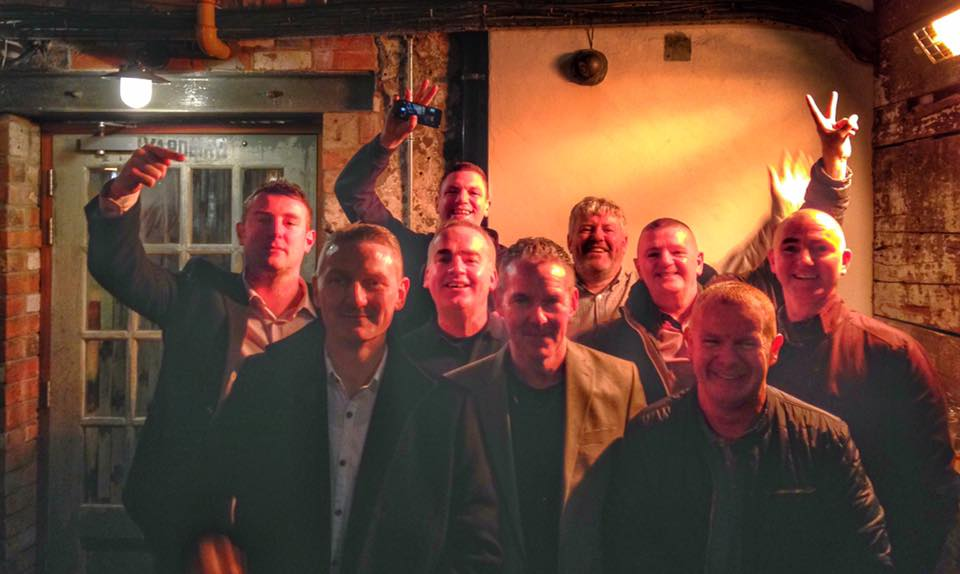 Northern Ireland Stag Party