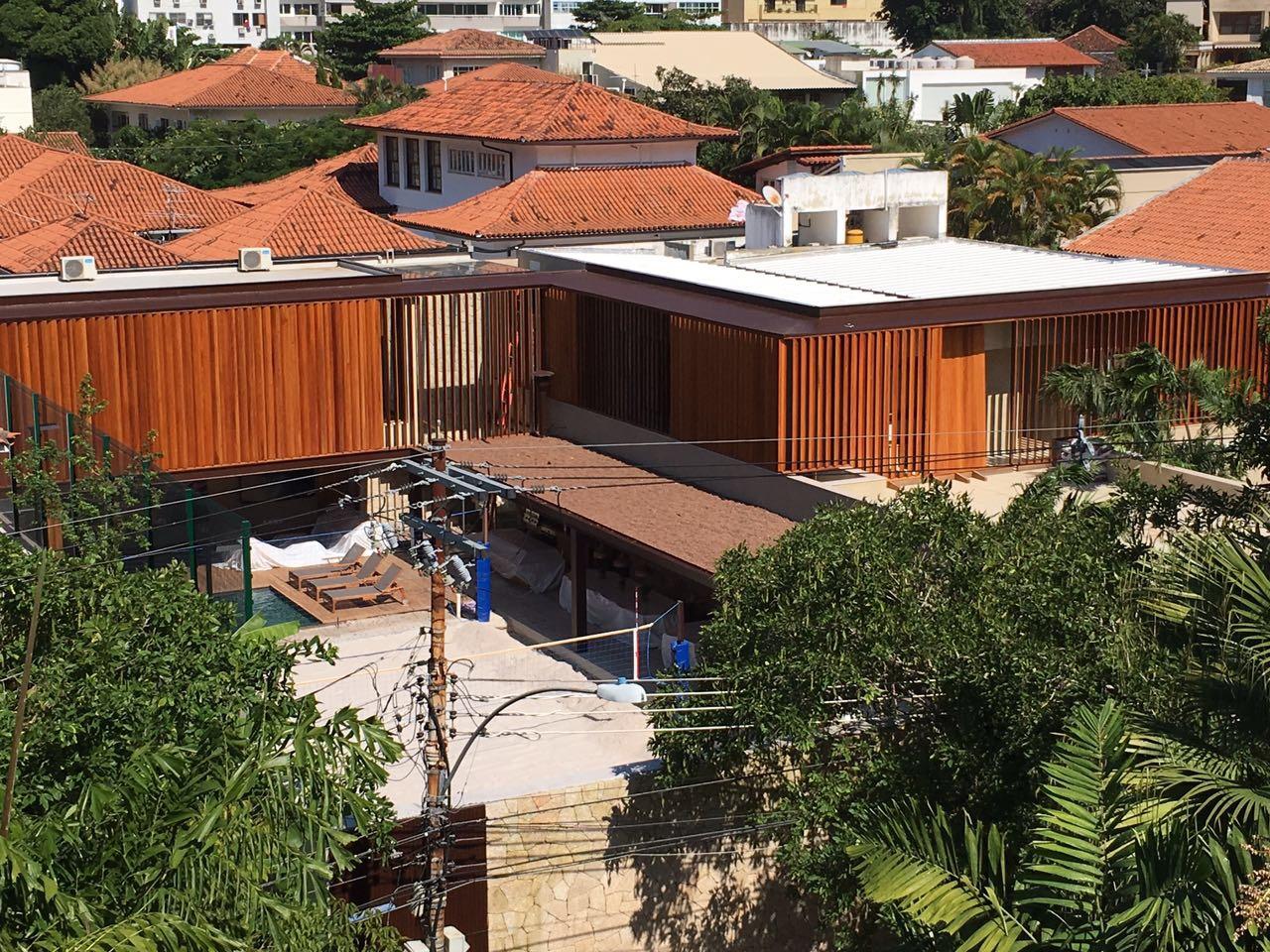 Casa na Rua Itiquira - Leblon - RJ
