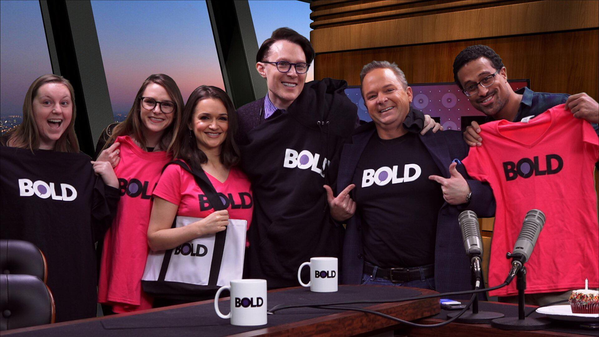 The Bold gang