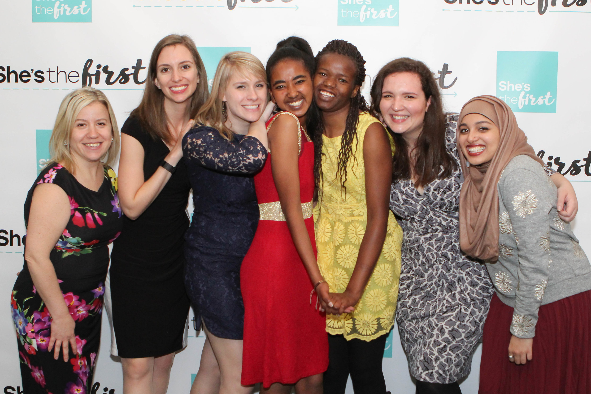 Tammy w%2F STF Staff & Scholars at 2016 Mentor Breakfast - photo by Jen Fitzpatrick.jpg
