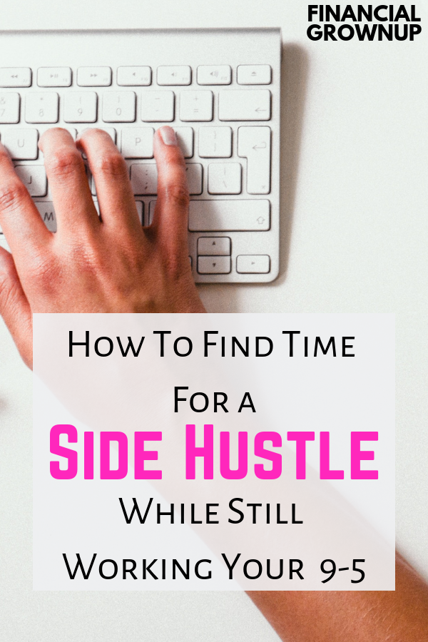 Facing a decade of debt, financial analyst turned blogger Michelle Schroeder-Gardner of Making Sense of Cents got to work, side-hustling like her financial freedom depended on it- because it did. On this Financial Grownup podcast episode you'll learn how you can find the time for a side hustle while still working your 9-5 job. #SideHustle #FinancialFreedom