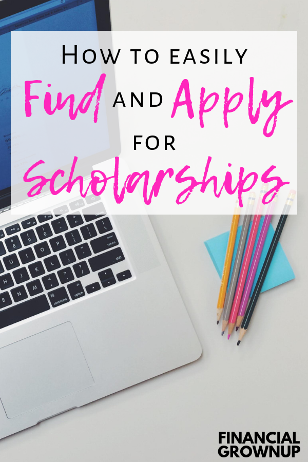 Scholarships are anything but free money. They actually take a lot of work. Jocelyn Paonita Pearson shares the story of how she graduated not just debt free, but also with cash to spare, all by knowing where to focus her efforts, and how to avoid the scholarship scams. In this Financial Grownup podcast episode you'll learn how to find and recognize good scholarships and how to apply for them. #MoneyTips #Scholarships