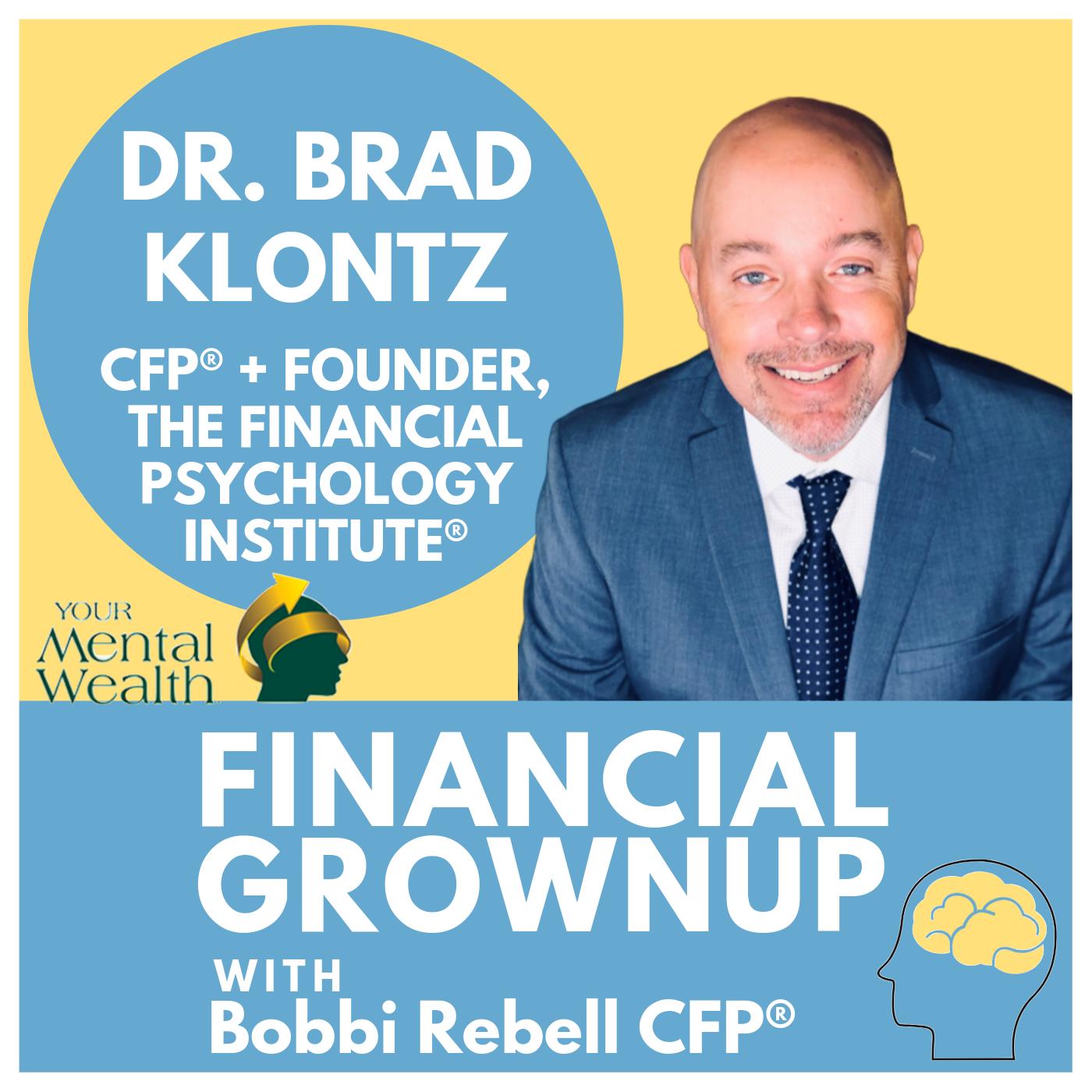 Dr Brad Klontz Instagram