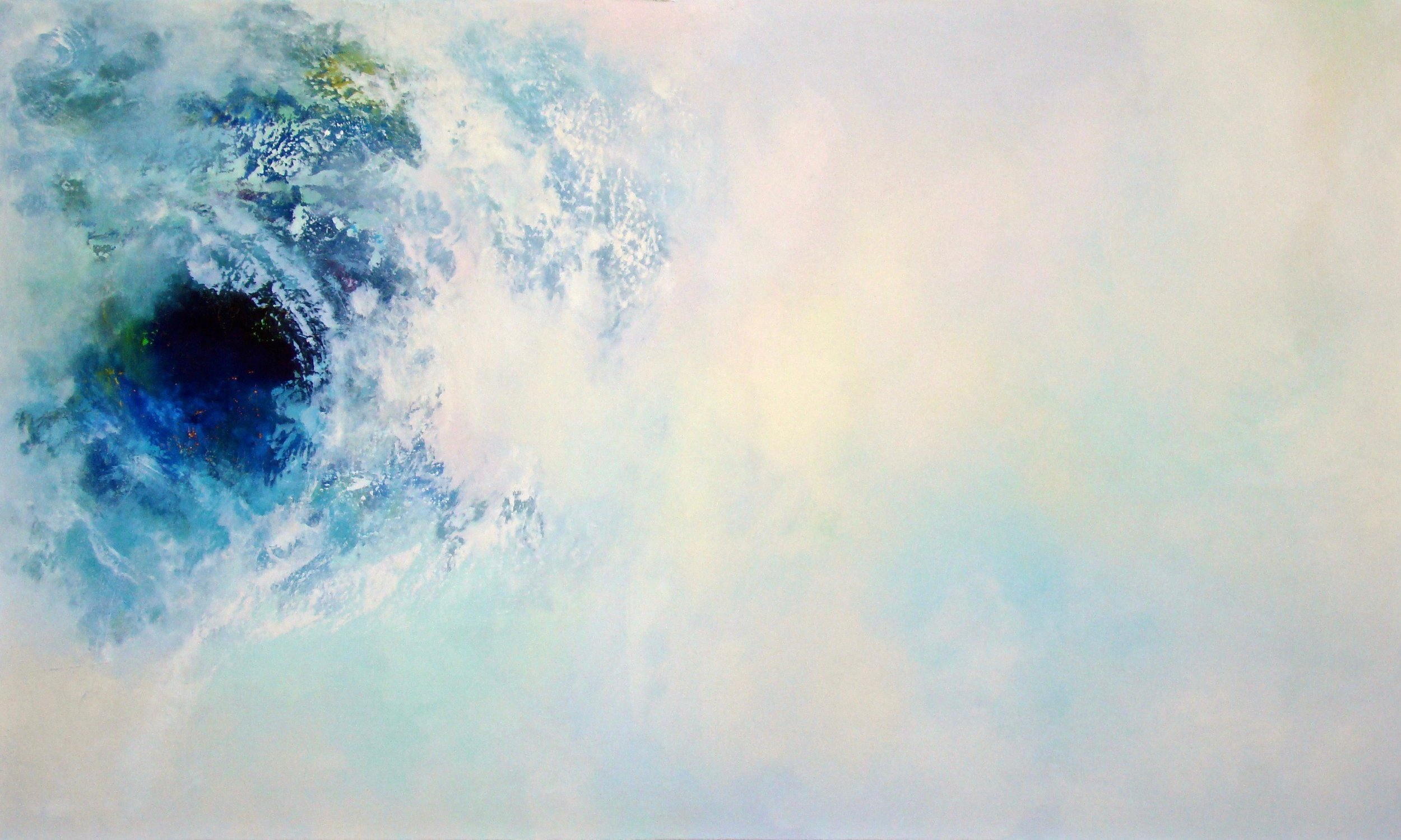 """Art for Advent 2017: The Image of God """"Selah: Vortex"""" by Wes Sumrall"""
