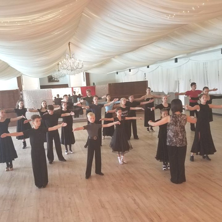 Over 50 hours of dance classes -