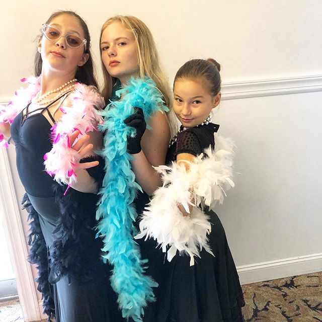 Themed Rounds - One of our favorite fun yet competitive parts of camp! Any ideas for what kind of themes we should have for this years rounds?! Comment your ideas below ⬇️⬇️⬇️🔥🔥. . . . . . . . . .  #vivadancecamp #vivacamp #summercamp #dancecamp  #rounds #themedrounds #dance #dancers #ballroomdancers #latindancers #dancesport #competitors #dancefun #findyourfire