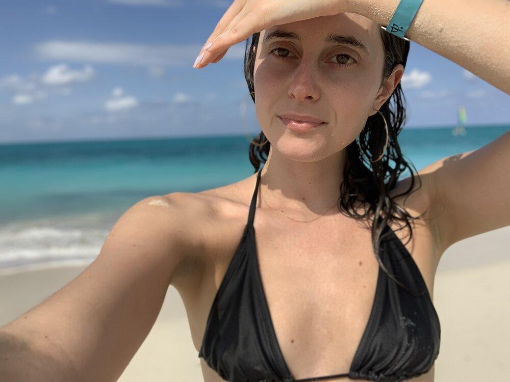 Mary Beth Barone  nackt