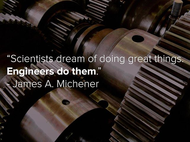 Our engineers do great things to solve all your hole finishing problems. #MonaghanTooling #MotivationalMonday #Tooling #Engineers #quote #livefolk #liveauthentic #like #likes
