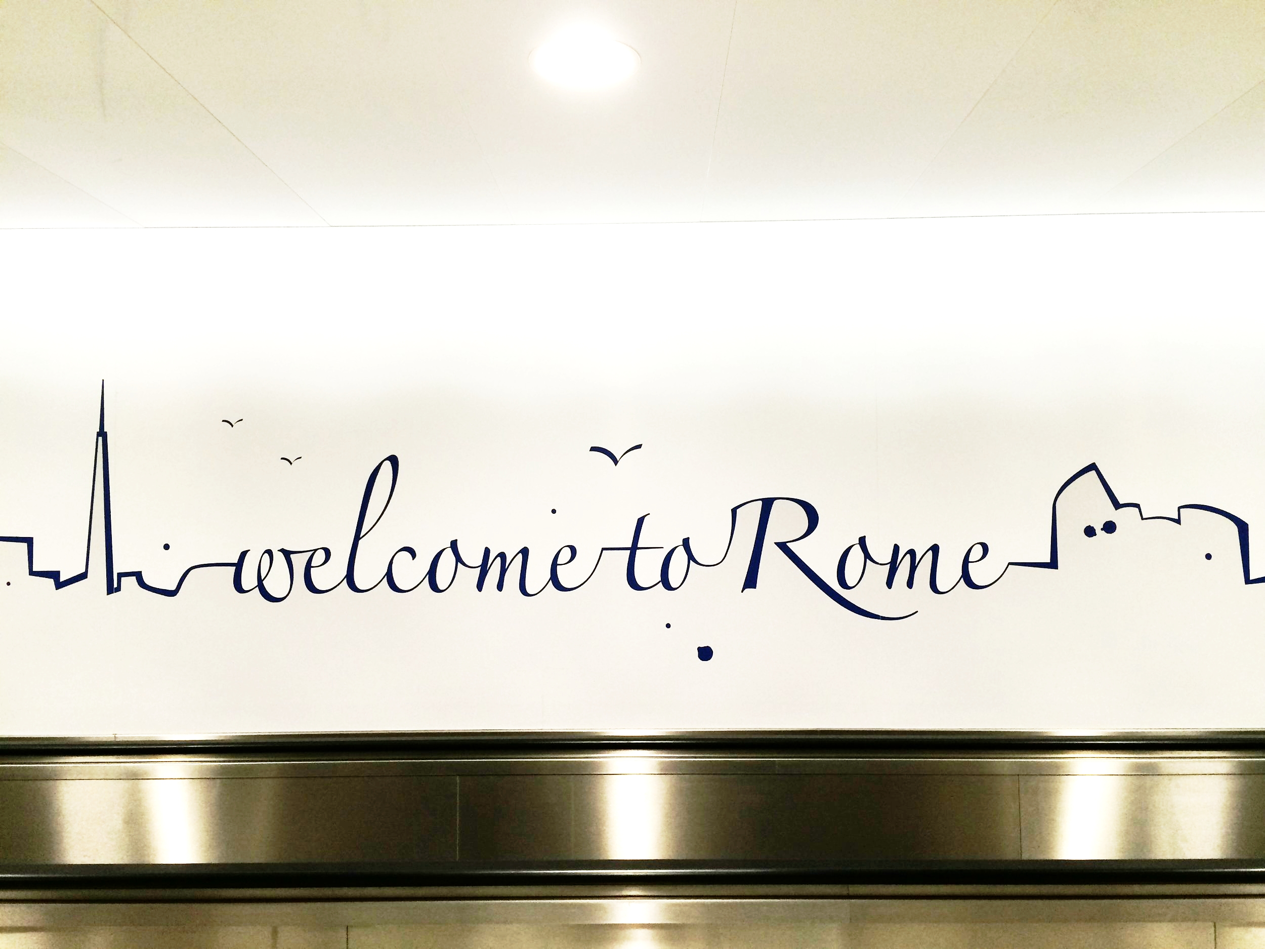 Welcome to Rome!  ©DivoraRoma.com by ©MoscaStudio.com