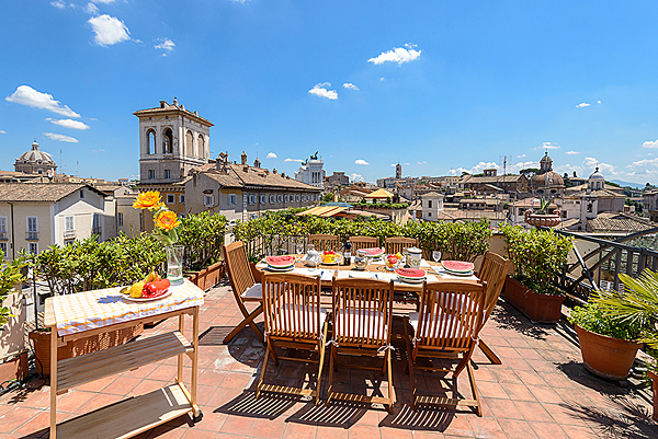 **Our apartment in Rome has changed** - We are no longer near the Spanish Steps on the first floor. We are now near the Roman Forum in the penthouse, with rooftop terraces. Upgrade! :)NEW address (where to meet on October 13th between 4 & 6pm): PIAZZA MATTEI #10, ROMAScroll down to see the address pinpointed on Google Maps.Don't hesitate to contact me for assistance! Download WHATSAPP. Enter my number (503) 989-8968. Send me a WhatsApp message.CIAO!