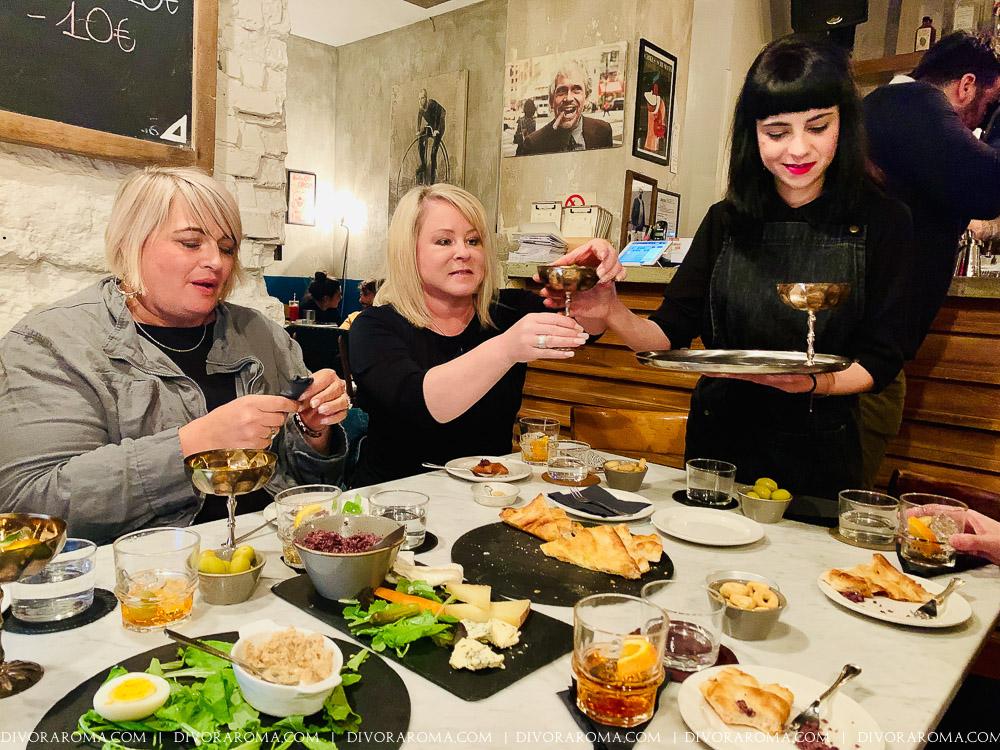 http://DivoraRoma.com - An All-inclusive Culinary Voyage Through