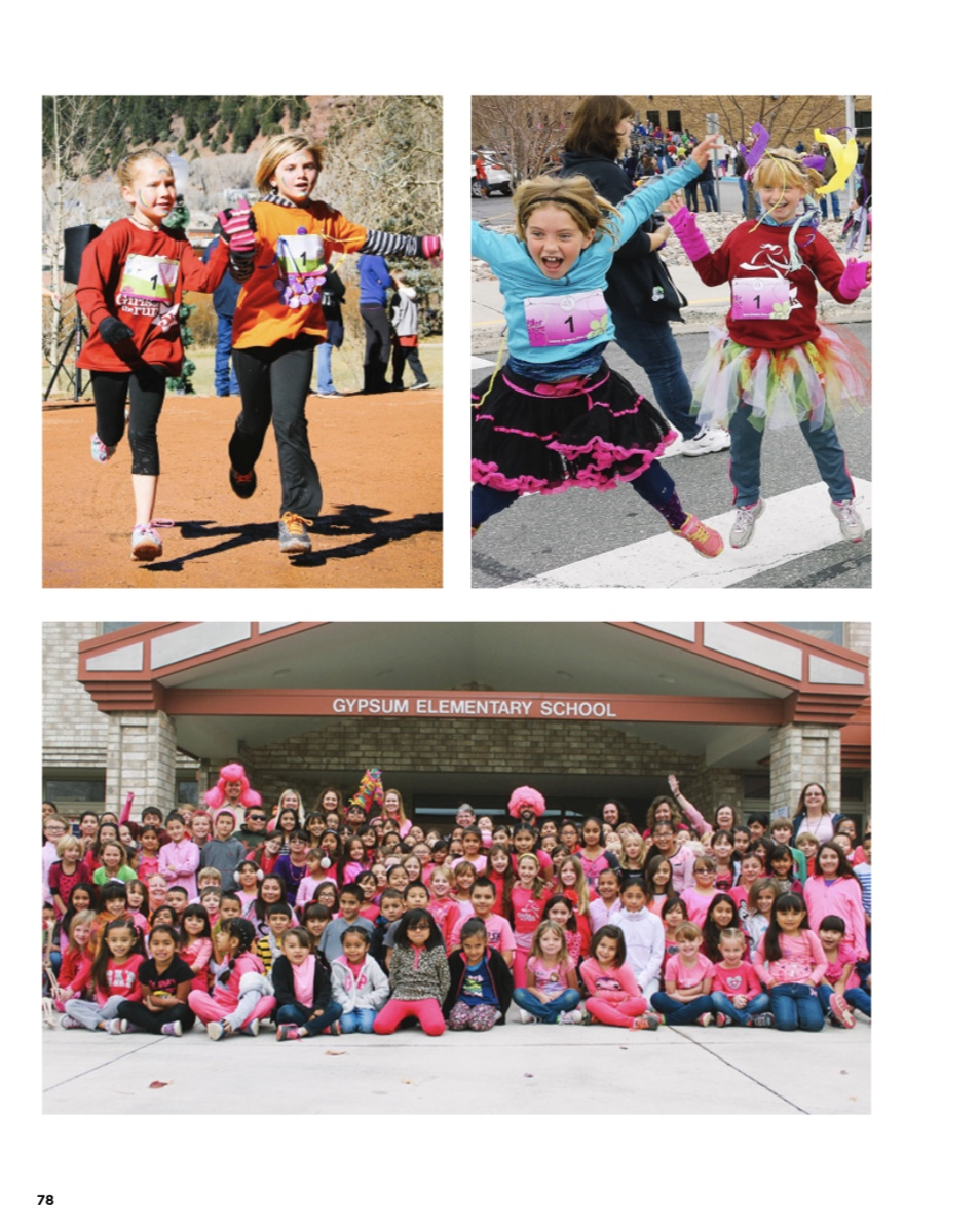 Teaching Girls to Run…And a Whole Lot More  Spoke + Blossom  Spring 2019 Issue  Page 3/4