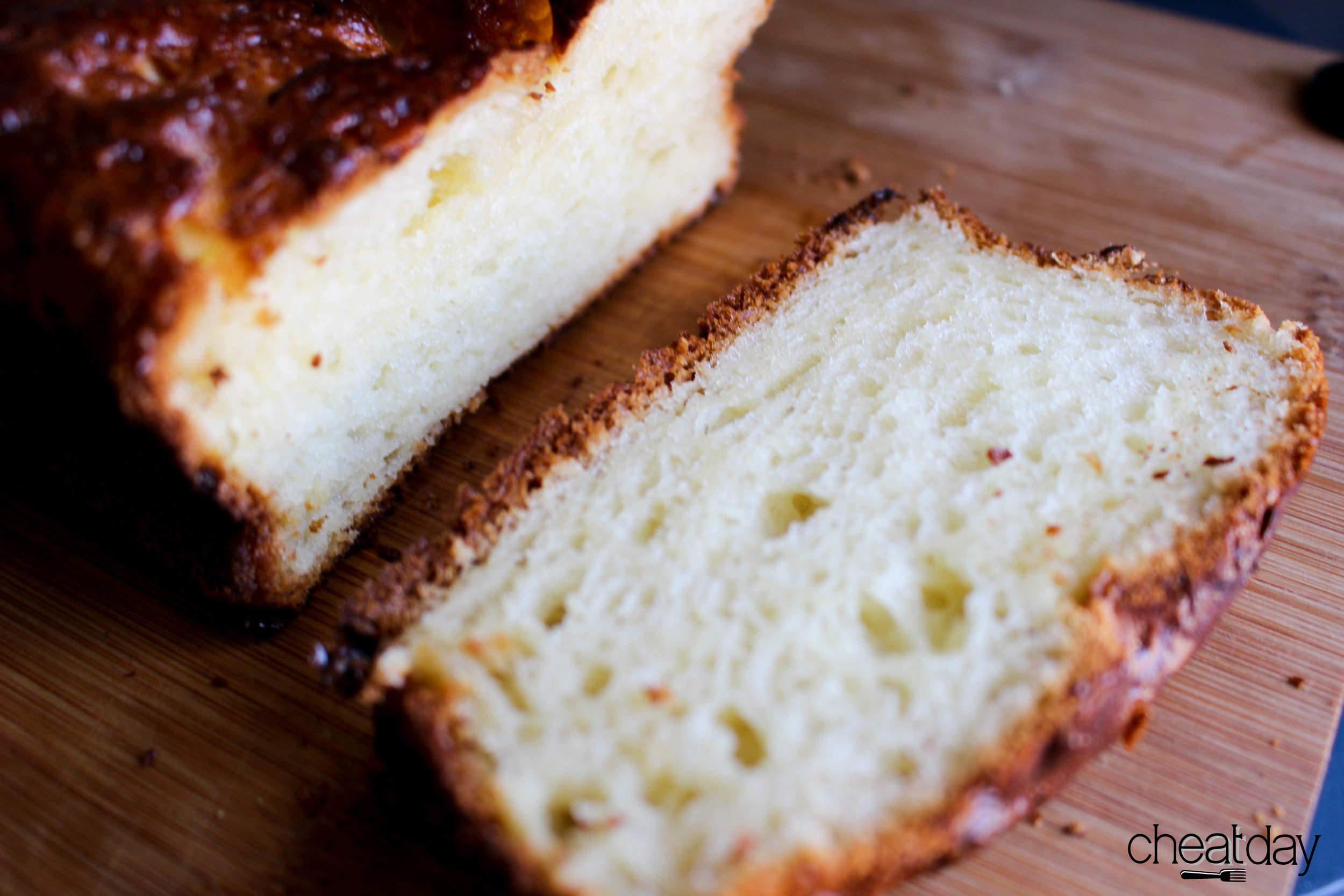 Look at those air pockets. It's so soft and butter with just the right amount of sweetness brioche lends! Take me back!