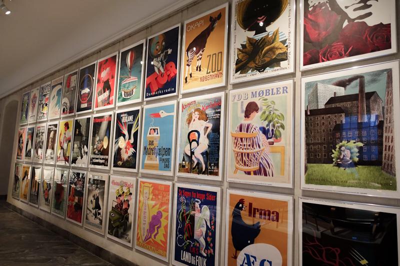 Art at the Denmark Design Museum