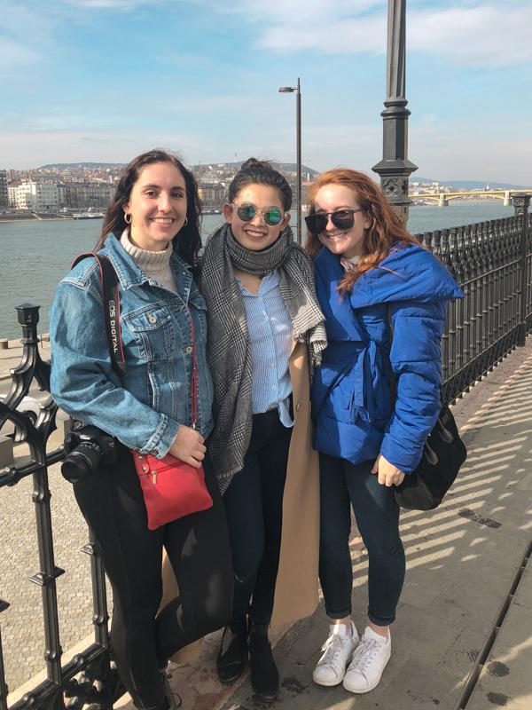Budapest w/ Amanda and Maddie