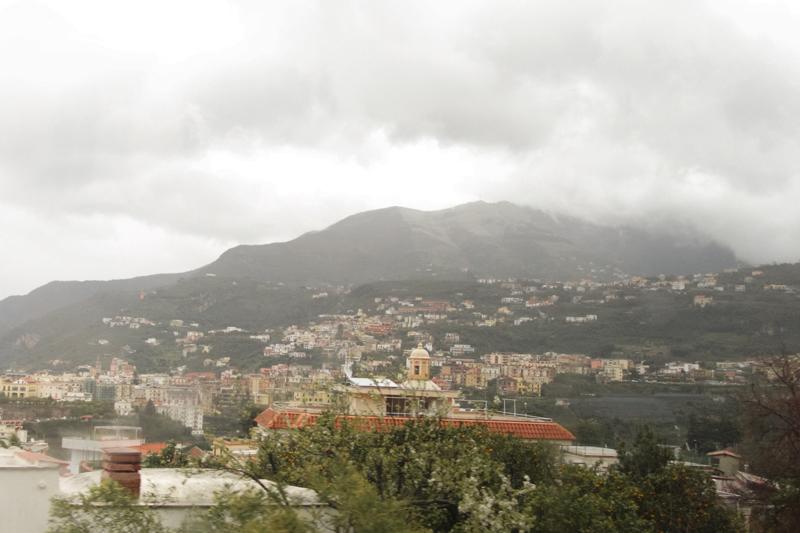3.18.18. Bus ride along the Amalfie Coast