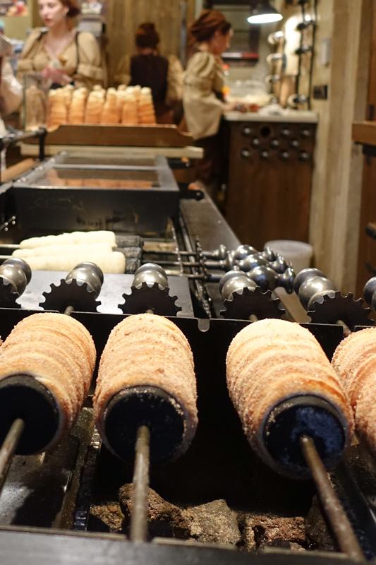 4.13.18. Chimney Cakes