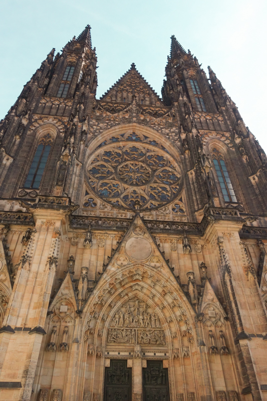 4.14.18. St. Vitus Cathedral