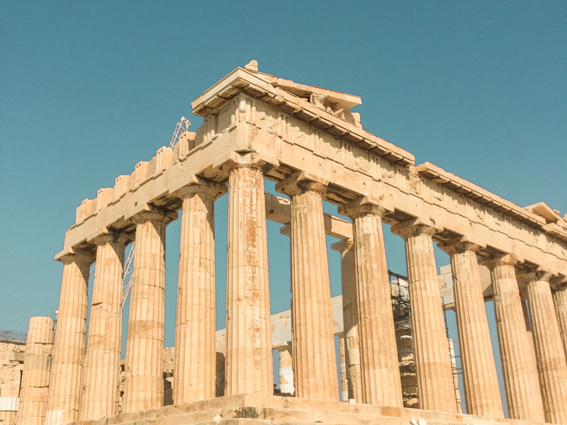 4.20.18. The Acropolis