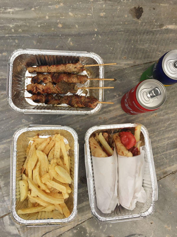 4.20.18. Food from Kostas