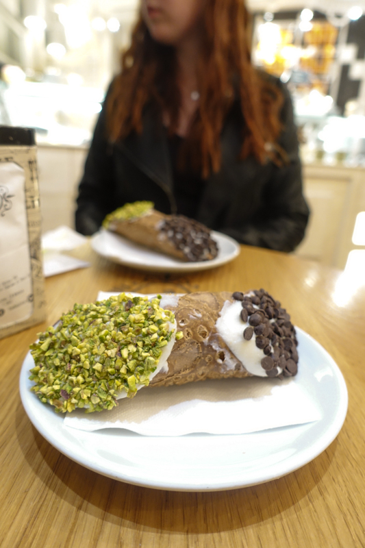 5.8.18. The best cannoli every