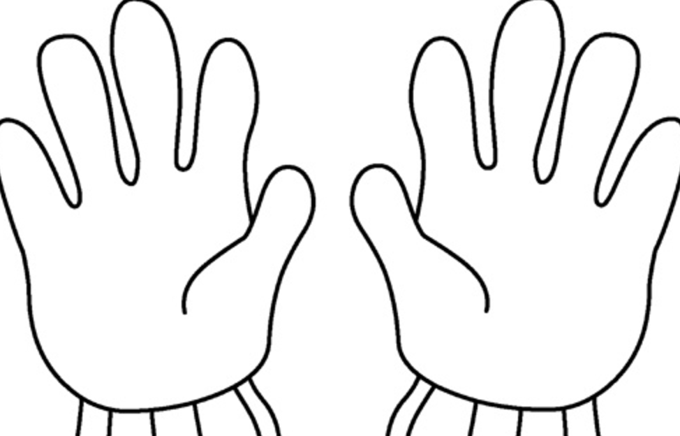 From left to right. Glove, Glove.
