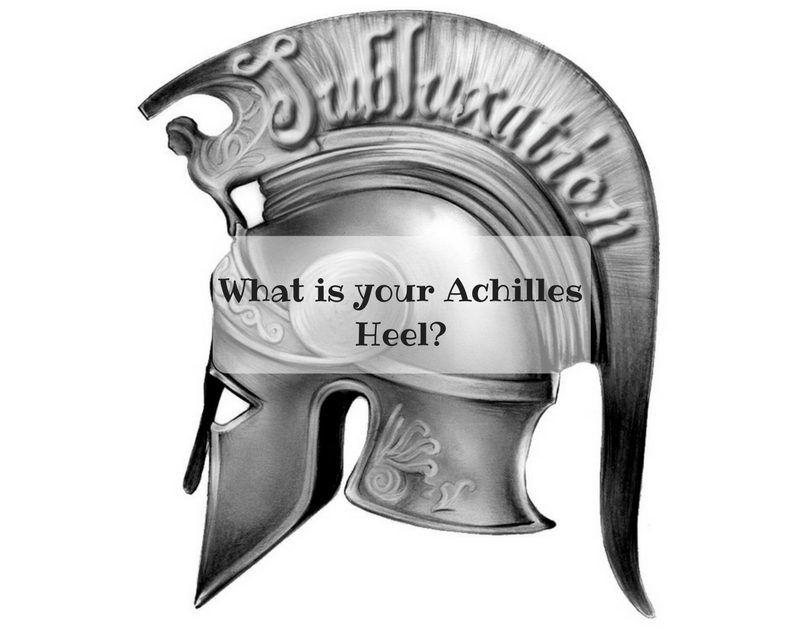 Are subluxations your Achilles Heel?
