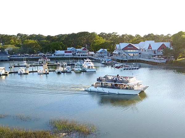 THE SALTY DOG HAPPY HOUR CRUISE - CLICK TO READ