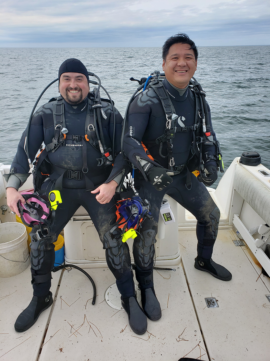 SPEARFISHING FOR SHEEPSHEAD - CLICK TO READ