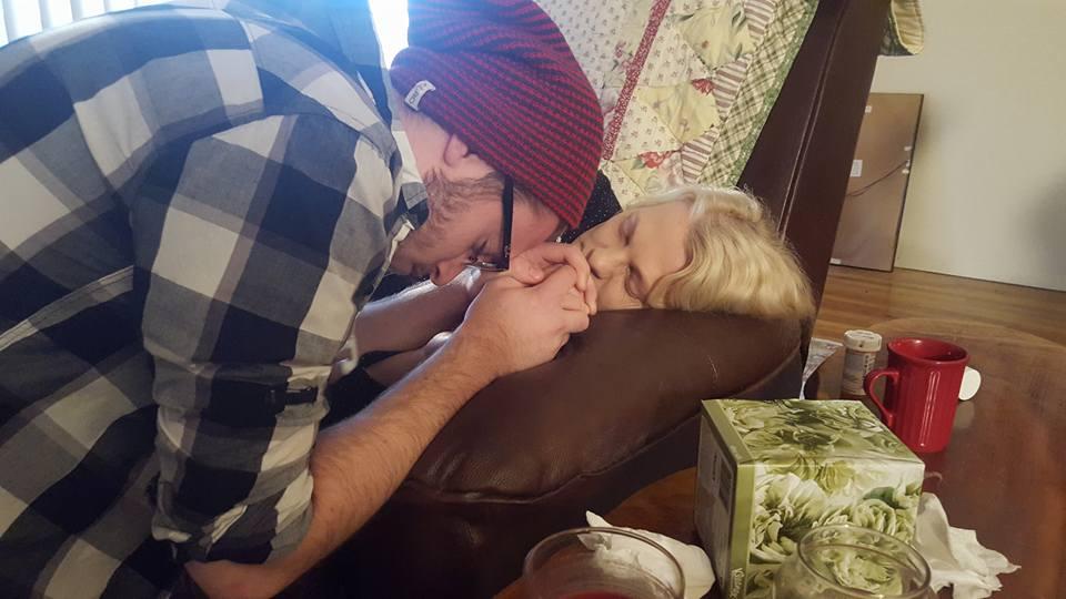 Grandma Fran Barker