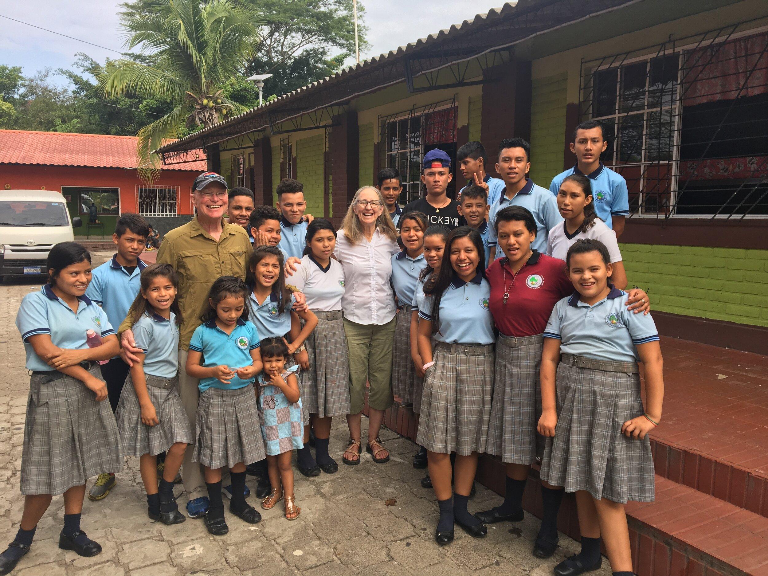 students at REMAR.JPG
