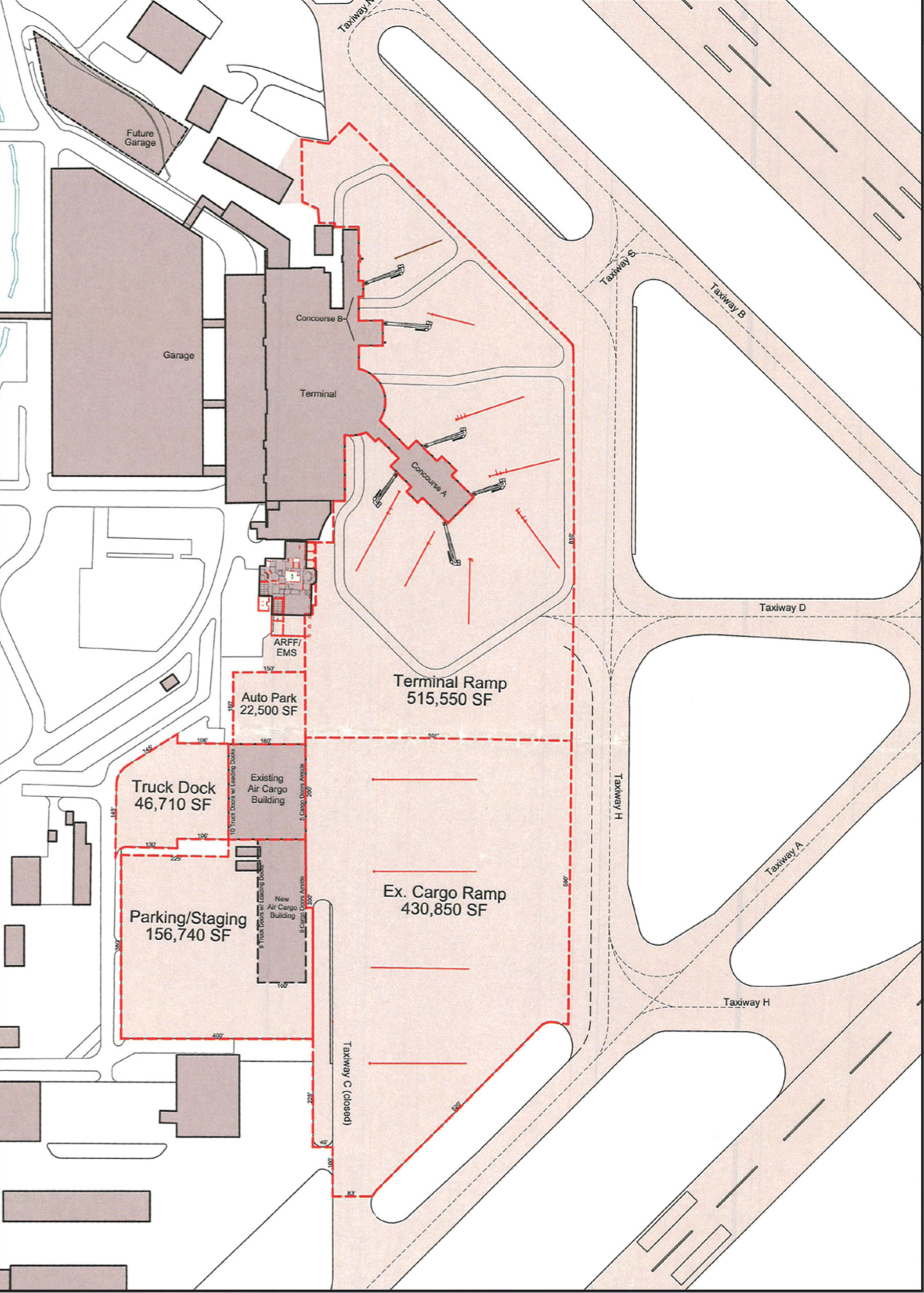 Air Cargo Complex
