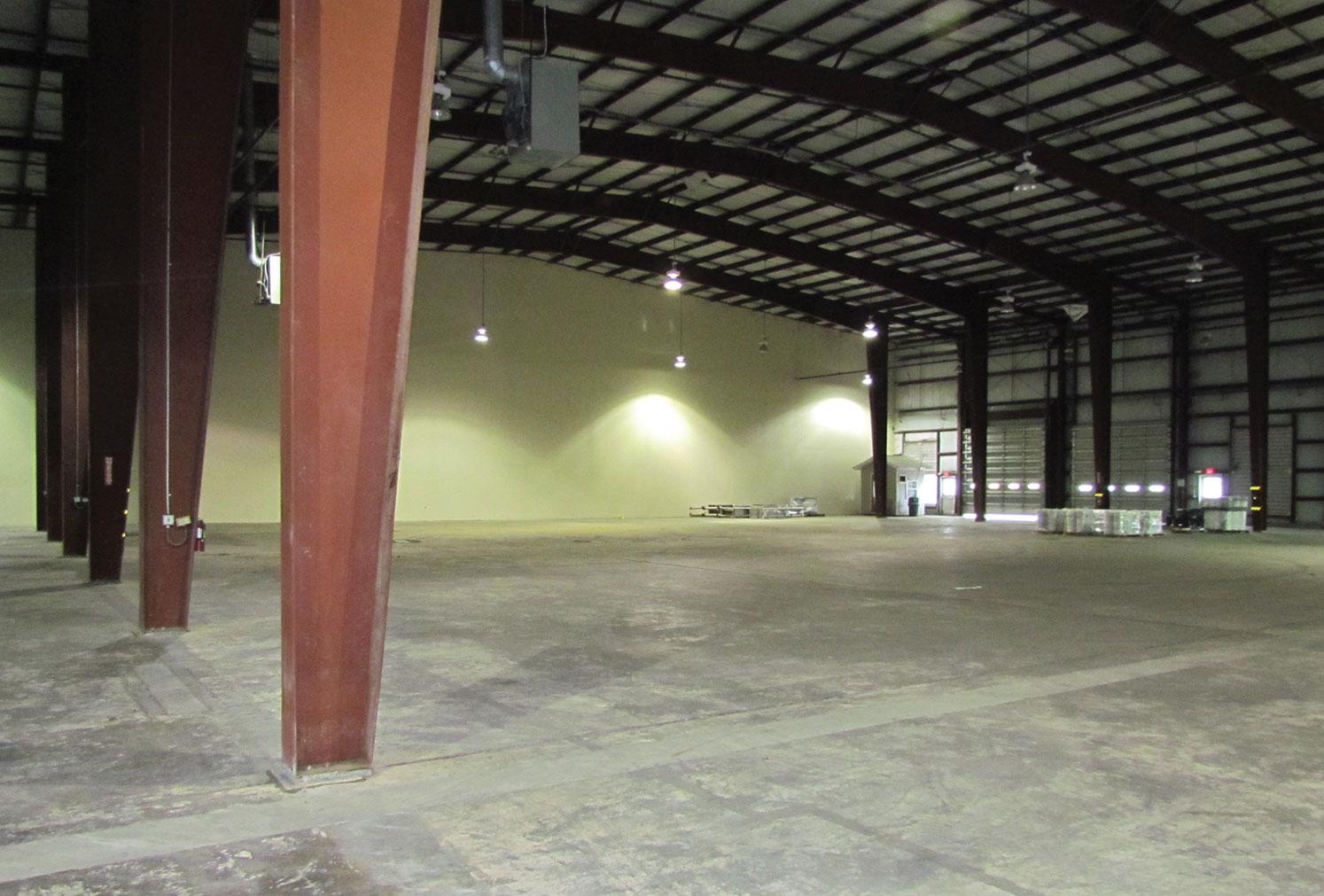 Cargo Terminal Building 1