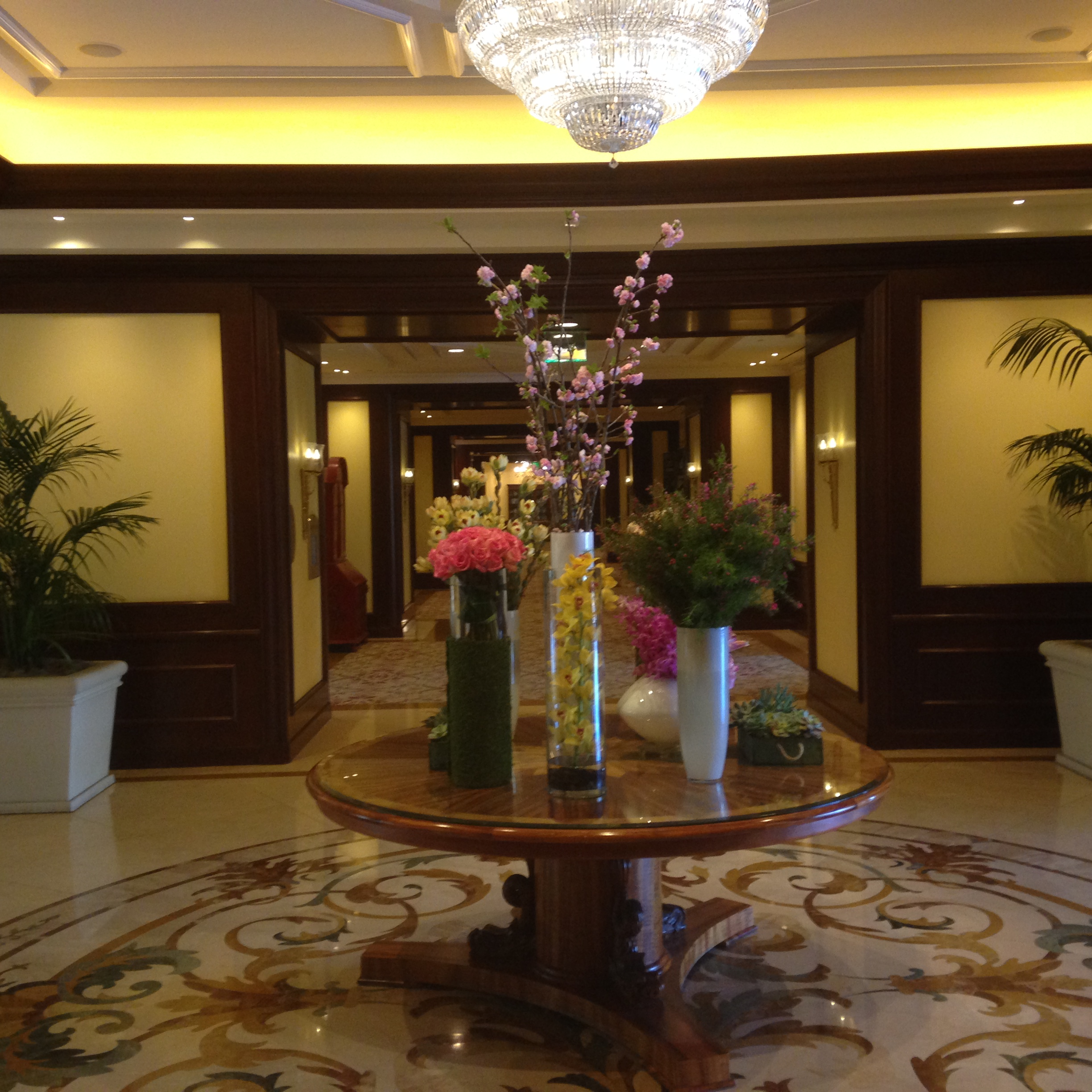 Lobby - Four Seasons Westlake Village