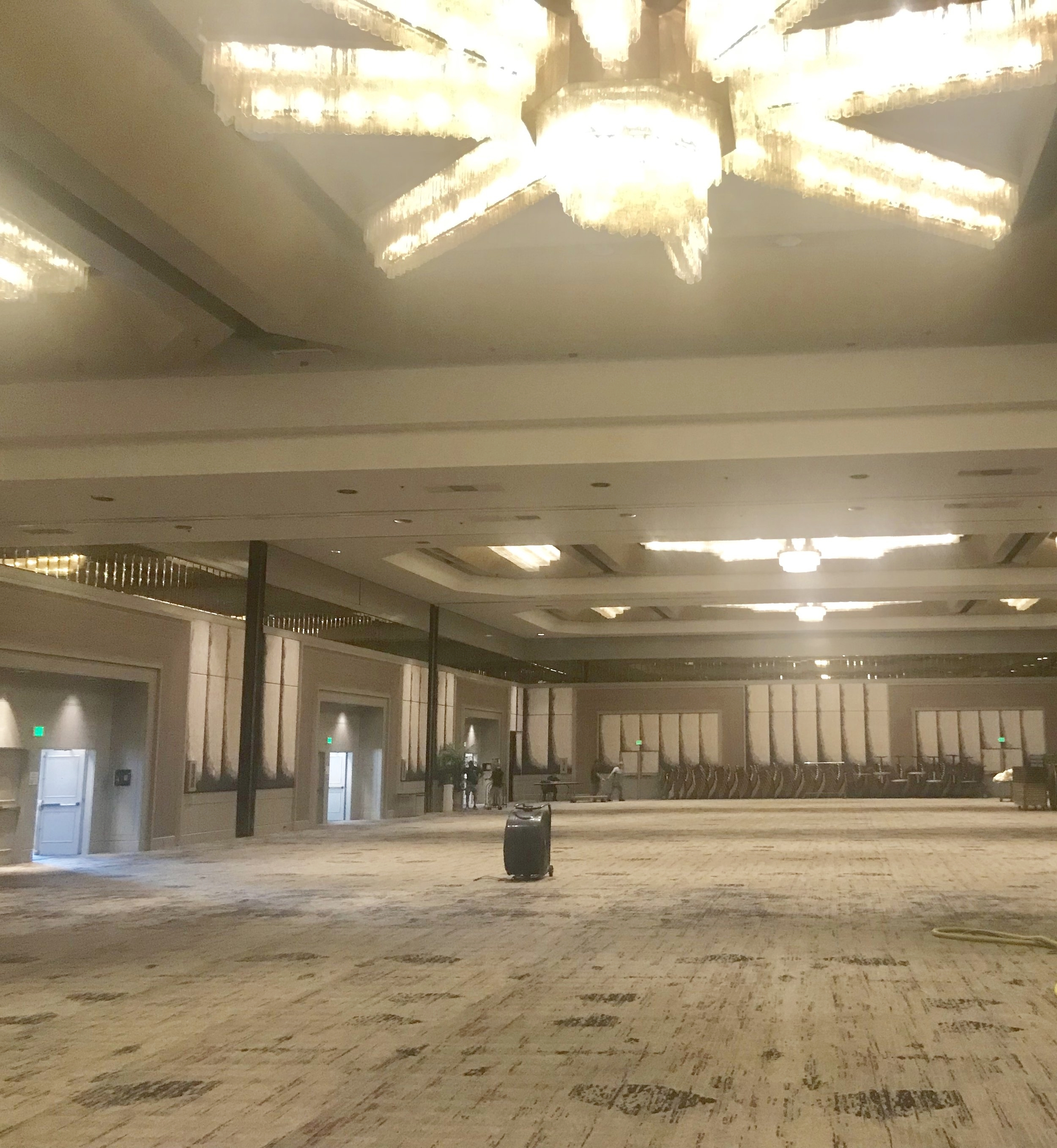 Hilton Universal has over 35,000 square feet of meeting & event space