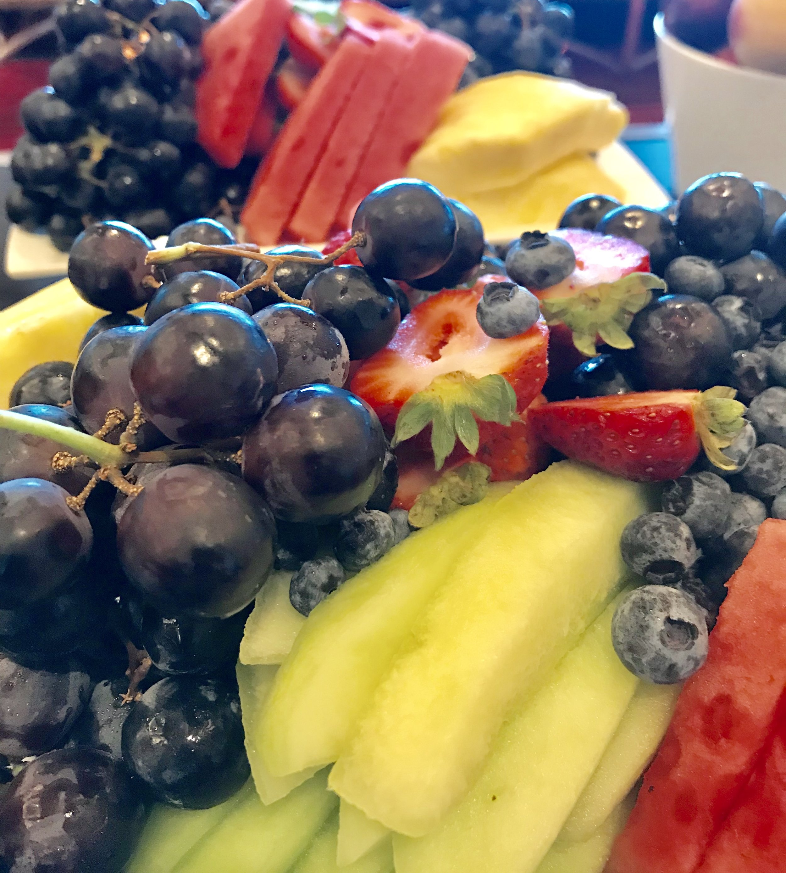 Fresh Fruit @HarrahsAtlanticCity