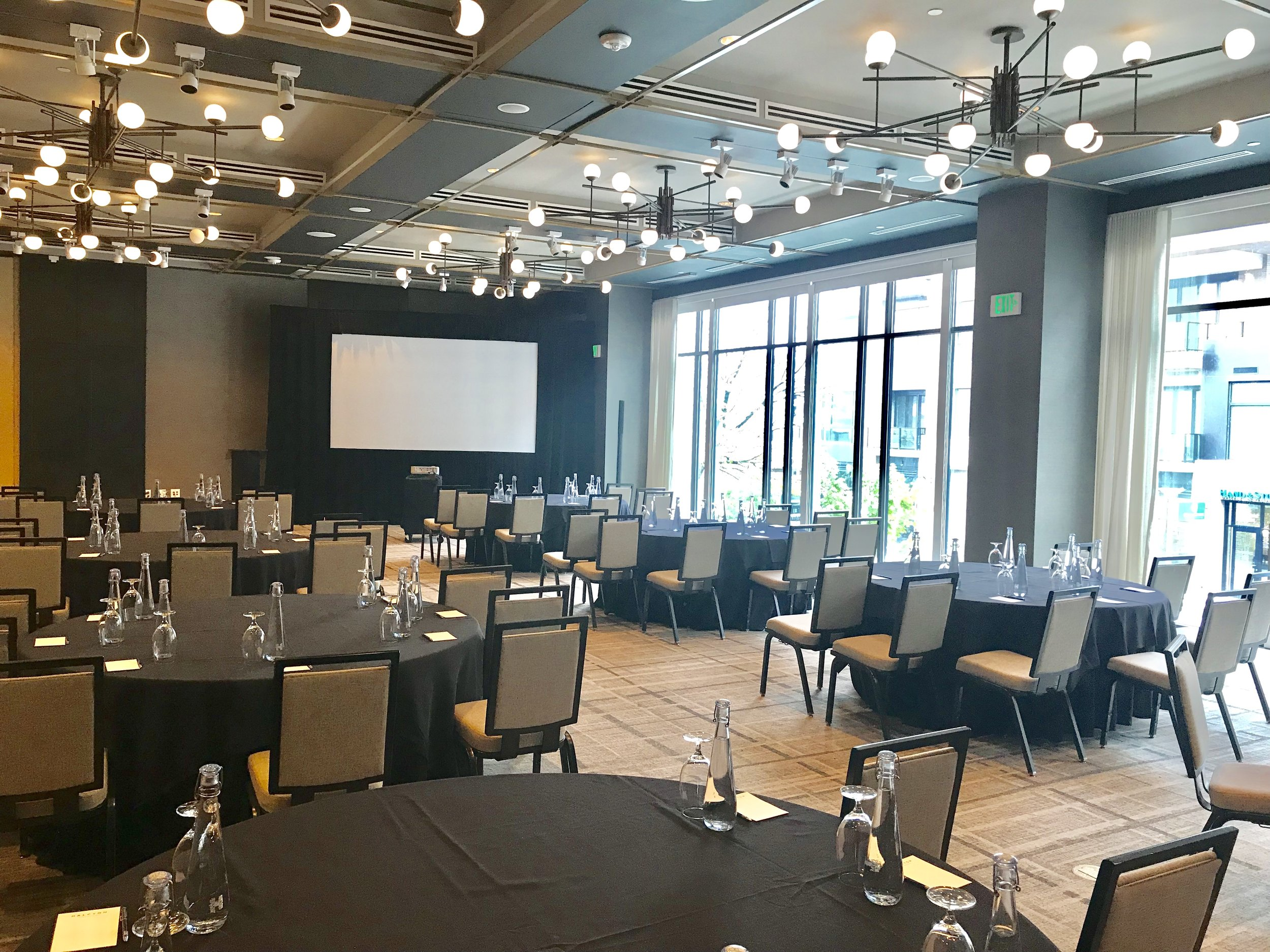 6,000 square feet of event space @HalcyonCherryCreek
