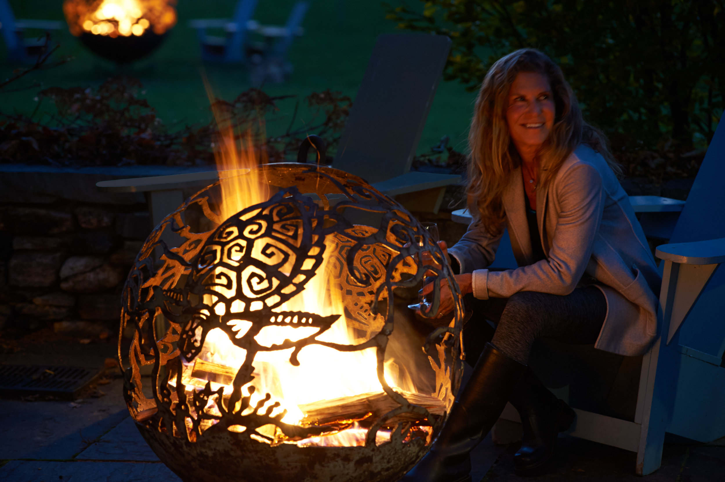 Mooring Fireballs by Sandra VlockPhotography @EdwinaStevenson 2015