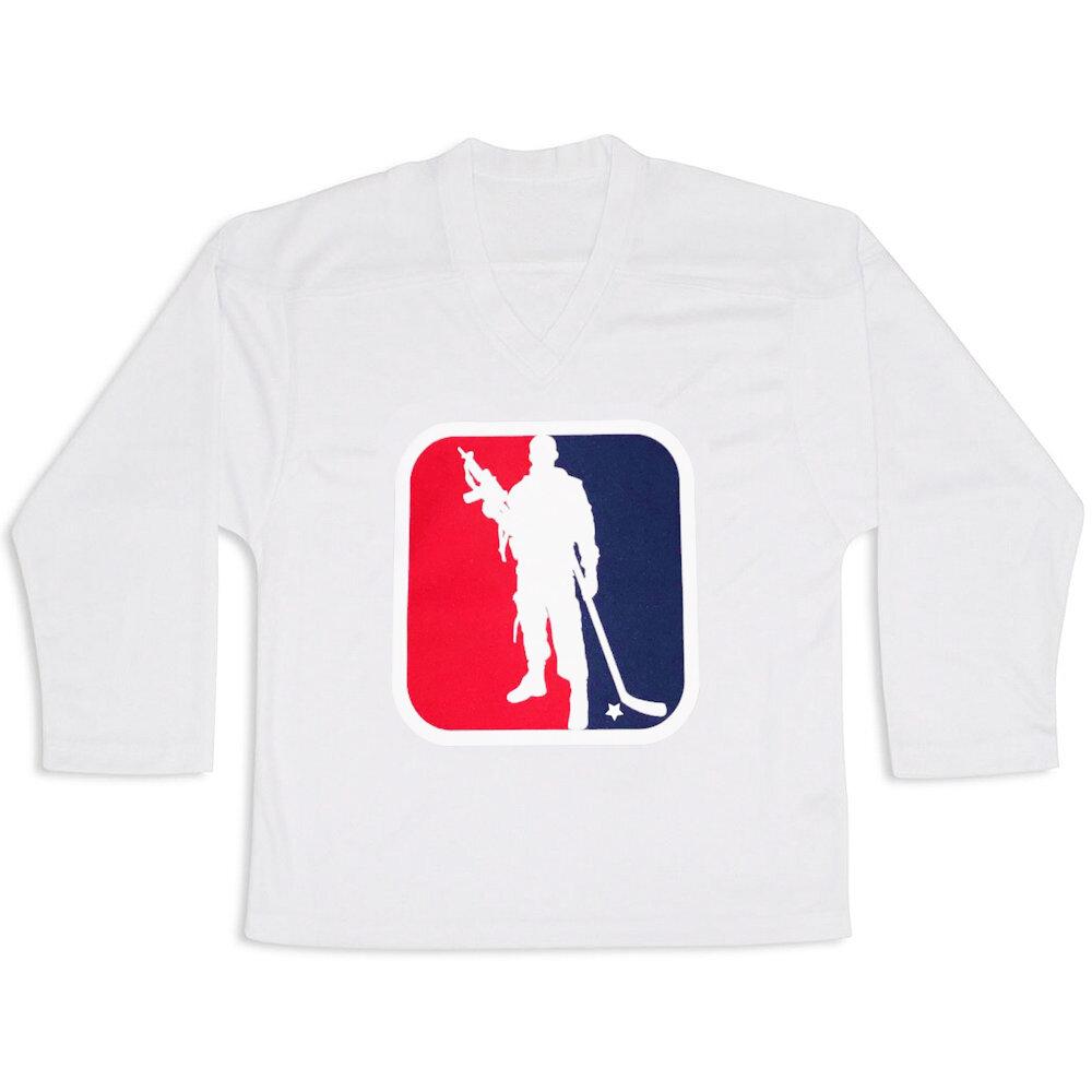 blank patriots jersey