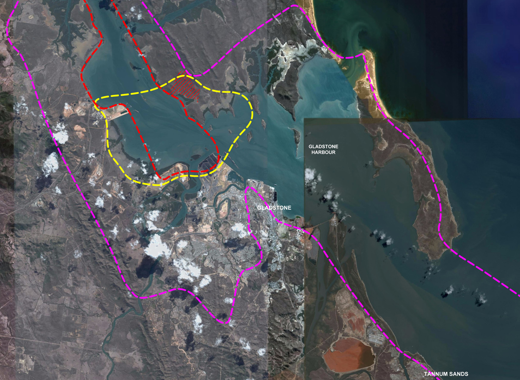 Santos LNG Plant - Gladstone