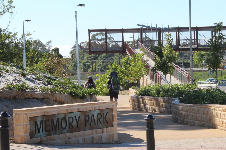 Memory Park - Hazelbrook