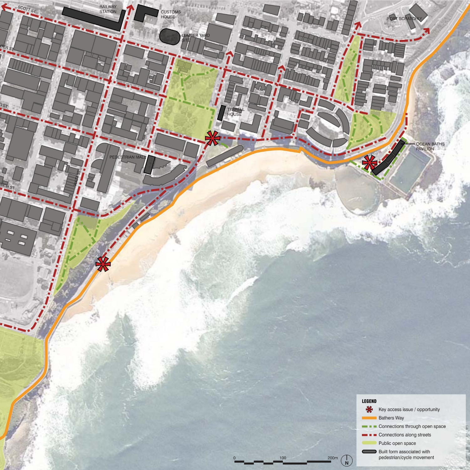 Newcastle Beach Public Domain Plan