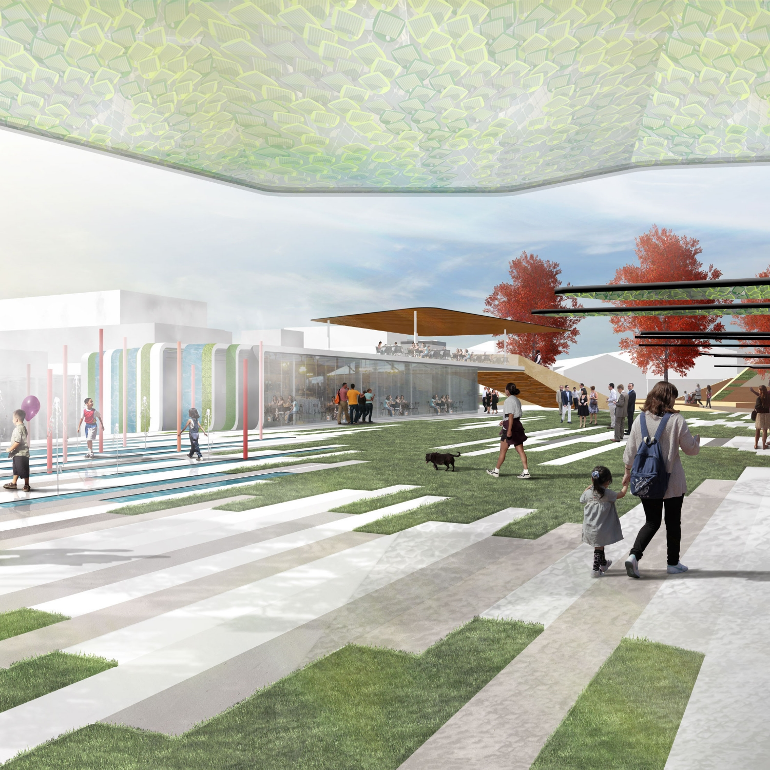 Rosenthal Park - Design Competition