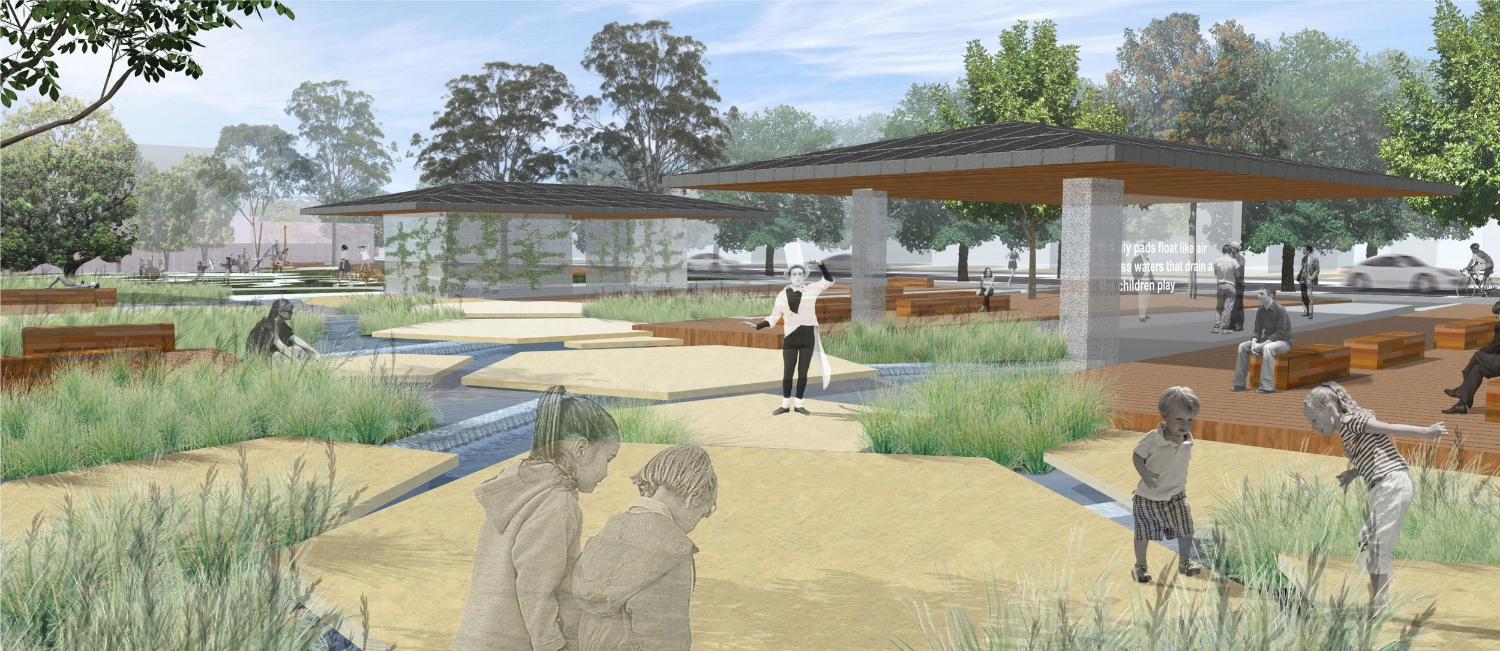 Walter Gors Park - Design Competition