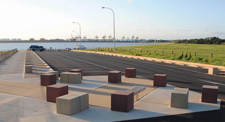9-view west along Coastal Walk to Port Botany on skyline.jpg